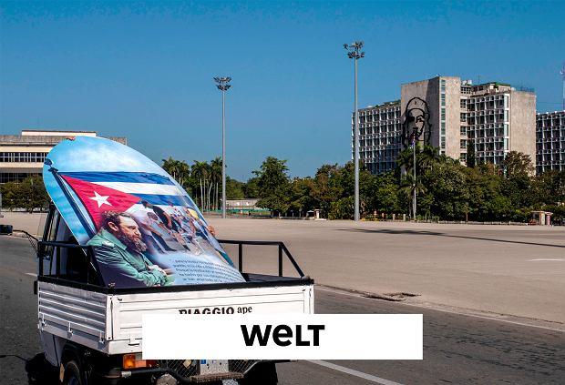 Na Kubie umiera ostatnie marzenie zachodniej lewicy [DIE WELT]
