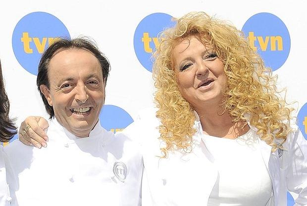 Michel Moran, Magda Gessler