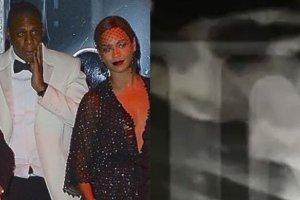 Beyonce, Jay Z, Solange