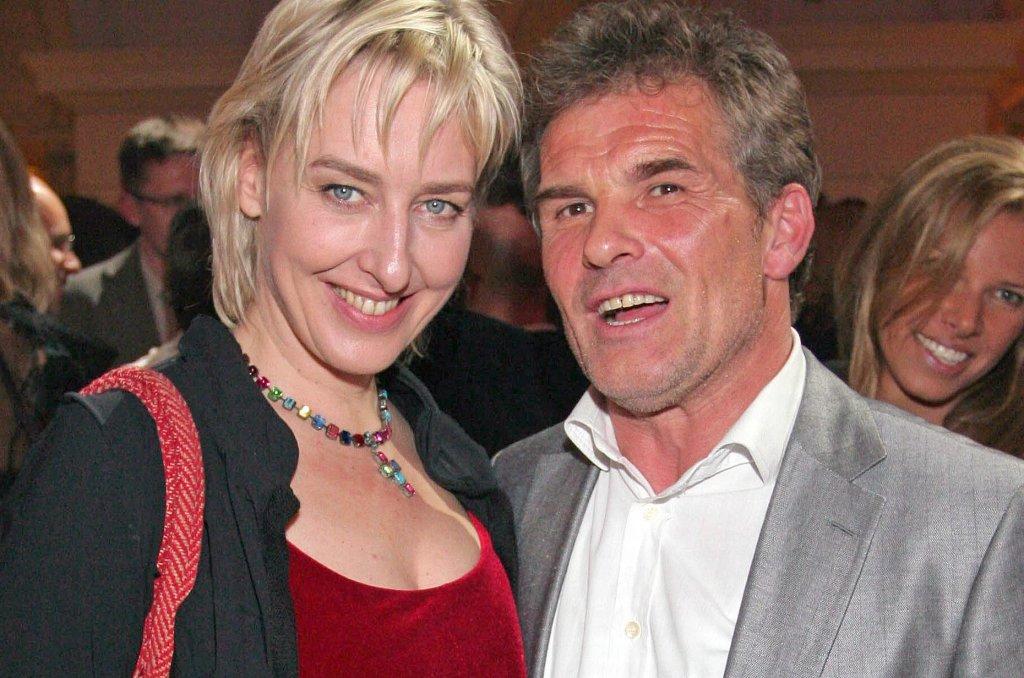 Marek Włodarczyk i Karen Friesicke