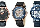 """5 zegarkowych propozycji """"Logo"""": zegarek z otwartym mechanizmem"""