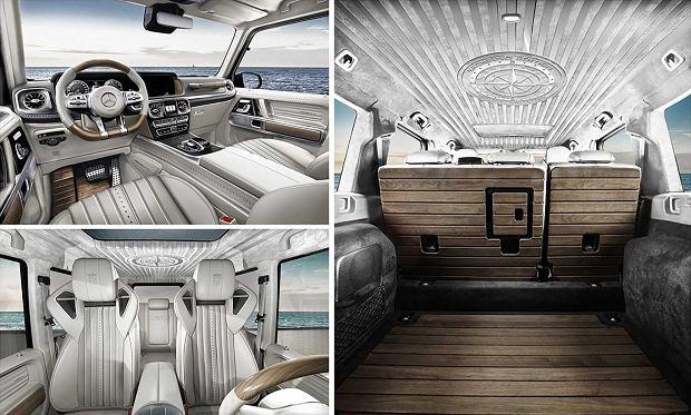 Mercedes-AMG G 63 Carlex Design Yachting Edition