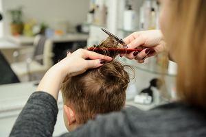 Jak ściąć włosy dziecku?