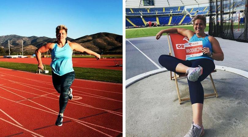 Anita Włodarczyk - sylwetka lekkoatletki