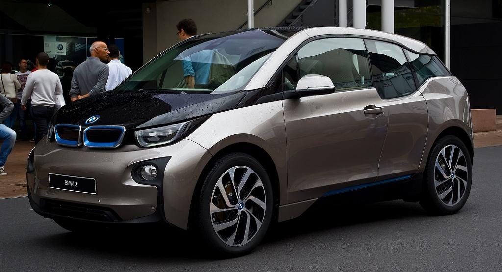BMW i3. Zdjęcie ilustracyjne