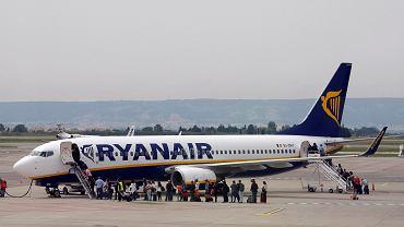 Ryanair w piątek dotknie strajk, m.in. niemieckich pilotów