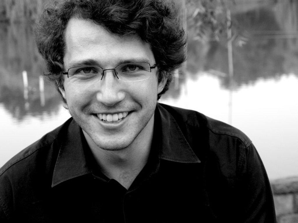 Michał Cholewa. Fot. Magdalena Hyla