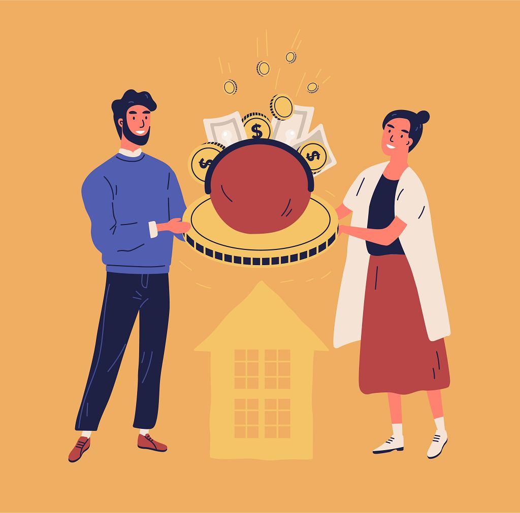 Pieniądze w związku