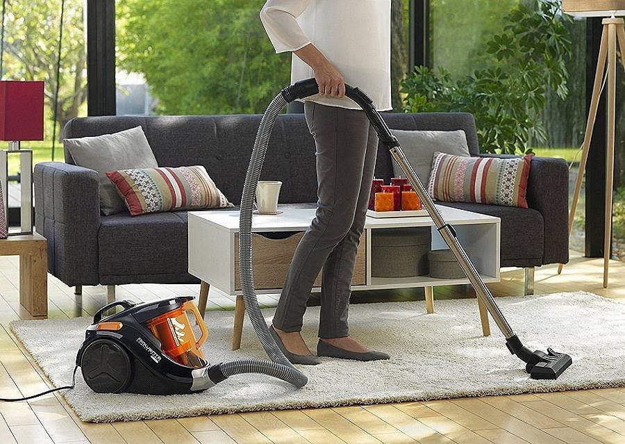 Sprzątanie wymaga regularności