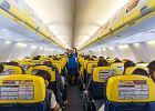 Lot Ryanaira opóźnił się o dwie godziny. Obsługa miała problem z policzeniem pasażerów