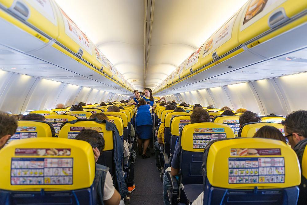 Samolot Ryanaira miał dwie godziny opóźnienia, bo obsługa nie mogła się doliczyć pasażerów