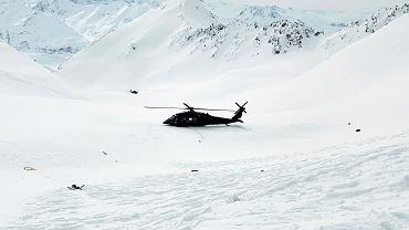 Na Alasce znaleziono wrak helikoptera, w którym zginął najbogatszy Czech