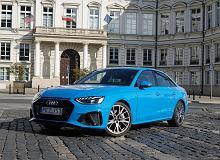 Opinie Moto.pl: Audi A4 45 TFSI quattro. Wzór klasy średniej