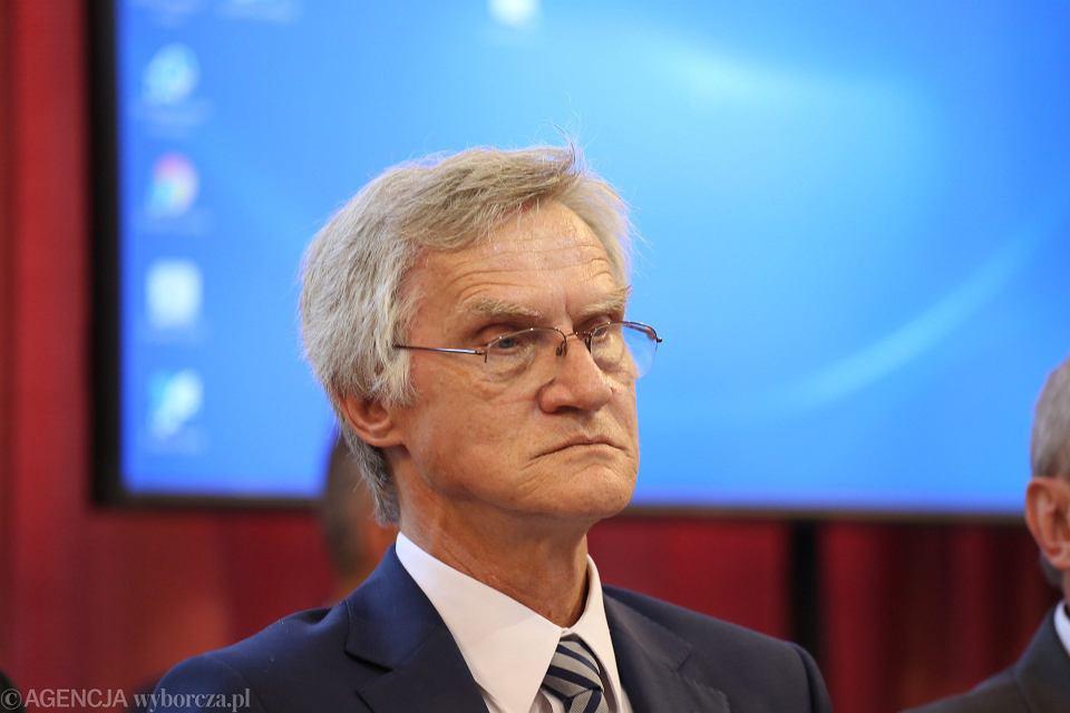 Dr. Kazimierz Nowaczyk. Podkomisja Smoleńska - konferencja w MON