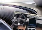 Nowy Mercedes klasy S przyłapany bez kamuflażu. Jego wnętrze zaskakuje