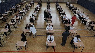 CKE egzamin ósmoklasisty