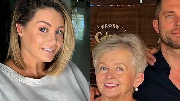 Małgorzata Rozenek porównała starszego brata do Toma Cruise'a. Wtóruje jej Agata Młynarska.