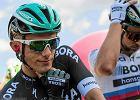 Szymon Sajnok trzeci na ostatnim etapie Vuelty. Zwycięstwo Roglica, znakomity występ Majki