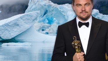 Leonardo DiCaprio z Oscarem