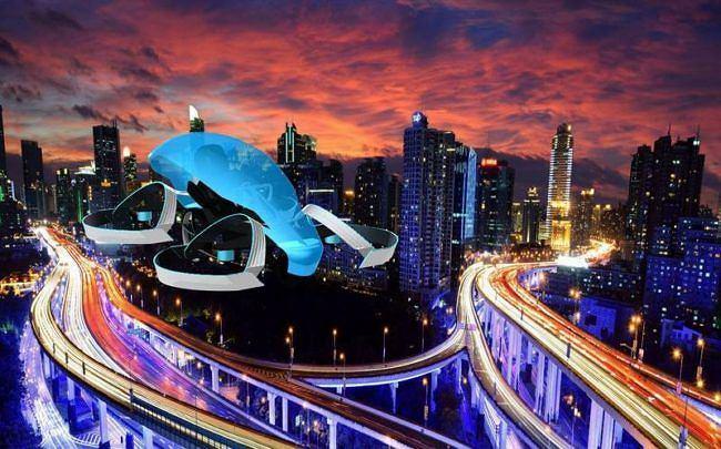 Projekt latającego auta
