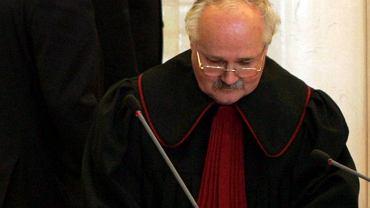 Prokurator Wojciech Sadrakuła, 10 maja 2007