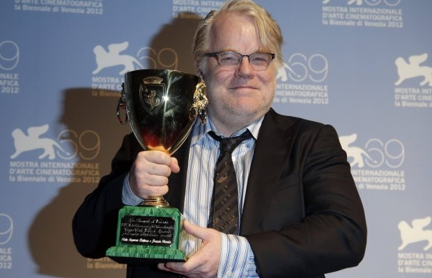 Philip Seymour Hoffman z nagrodą dla najlepszego aktora za film