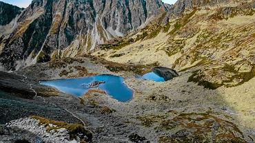 Żabie Stawy Mięguszowieckie w Wysokich Tatrach