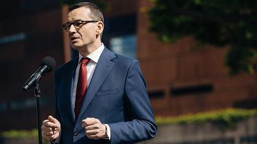 Mateusz Morawiecki ma prawie 5 mln zł oszczędności i liczne nieruchomości