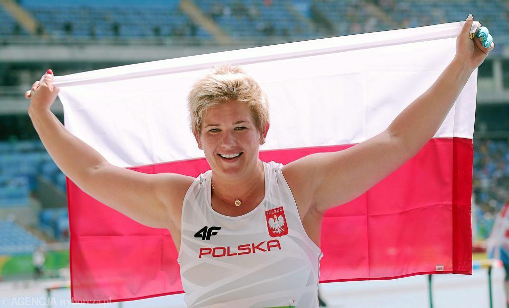 Anita Włodarczyk mistrzynią olimpijską z Londynu