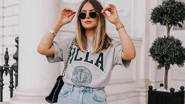 Koszulki w stylu vintage