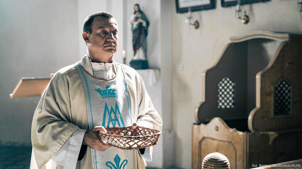 Kadr z filmu 'Kler'