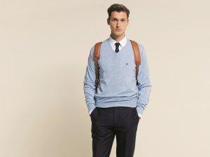 Elegancka moda męska