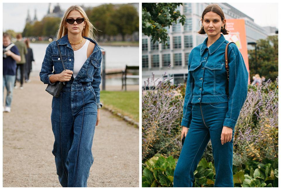 kurtka jeansowa dla pań po 50-tce