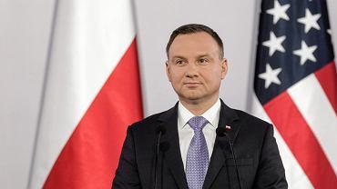 Wizyta Donalda Trumpa w Polsce - rok 2017