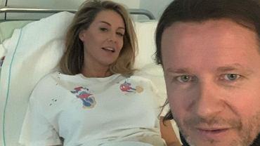 Małgorzata Rozenek-Majdan pokazała zdjęcia ze szpitala. Tak starała się o dziecko. Internautki wzruszone: 'Ryk!'