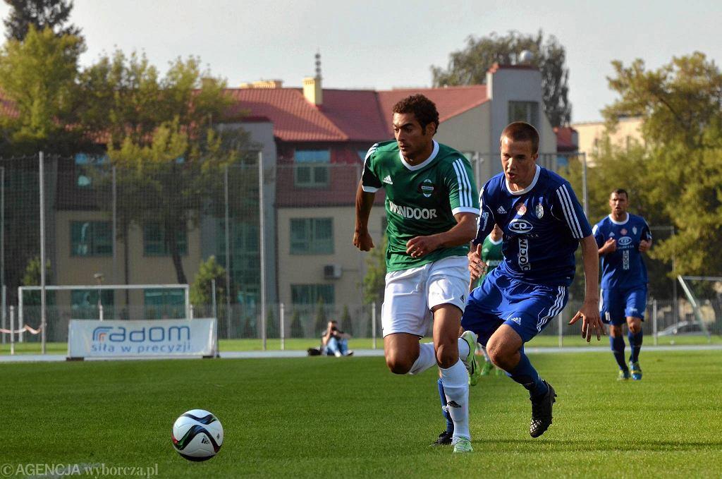 piłka nożna, Radomiak - Okocimski 1:0