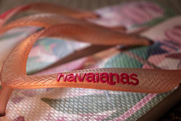 Havaianas, czyli hawajki to obecnie najsłynniejsze japonki świata / Fot. pittyh6/Shutterstock.com