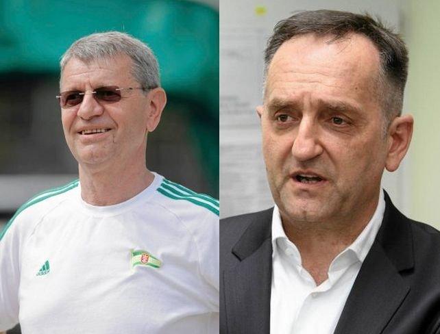 Andrzej Kuchar i Grzegorz Ślak