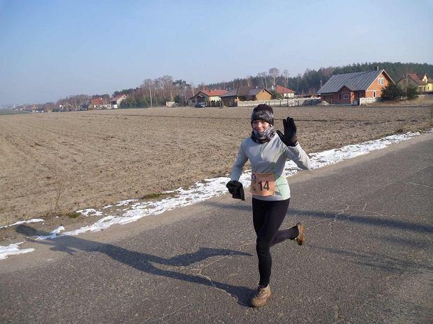 Agata Matejczuk - jedna z dwóch pierwszych kobiet, które ukończyły Selekcję