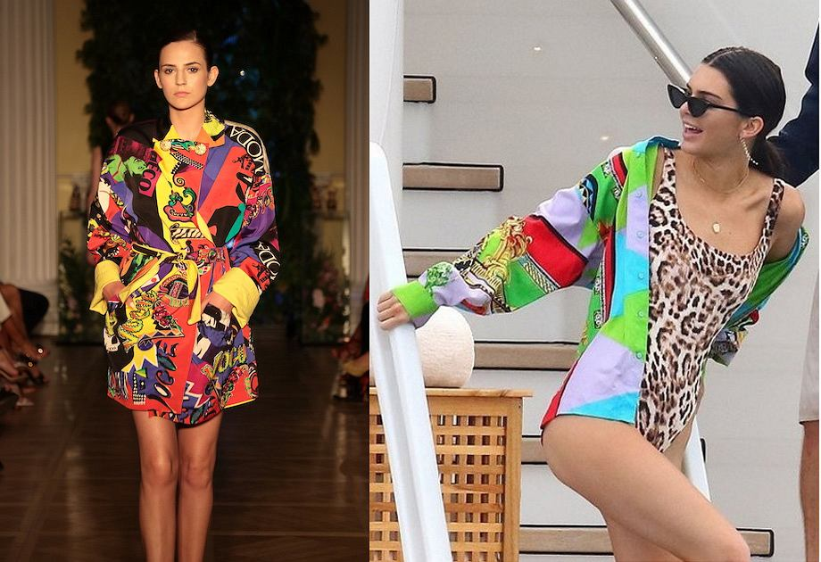 303d26cf11b636 Gianni Versace - styl wielkiego projektanta wraca. Zobacz dlaczego!