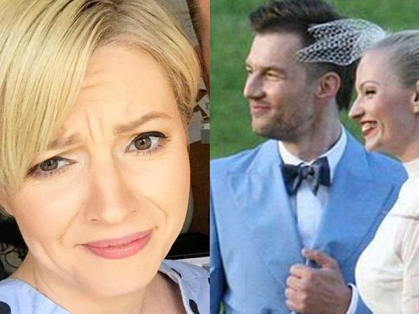 """Dorota Szelągowska wspomina małżeństwo z Adamem Sztabą. """"Zupełnie niepotrzebnie wzięliśmy ślub"""""""