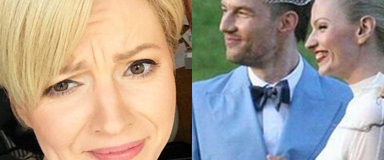 Dorota Szelągowska o ślubie z Adamem Sztabą: Próbowaliśmy tym ratować