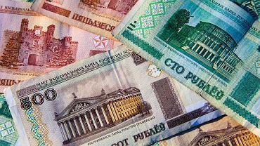 Rubel białoruski