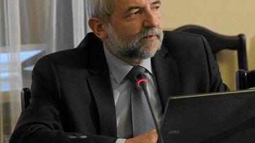 Prezes TVP Juliusz Braun