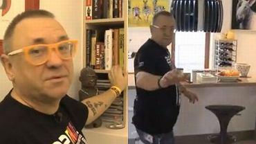 Jerzy Owsiak mieszka w luksusowym apartamencie - takie zarzuty formułowały wobec niego kilka lat temu niektóre media. Żeby rozwiać wątpliwości, szef Wielkiej Orkiestry Świątecznej Pomocy zaprosił do siebie ekipę MTV. I pokazał wnętrze swojego mieszkania.
