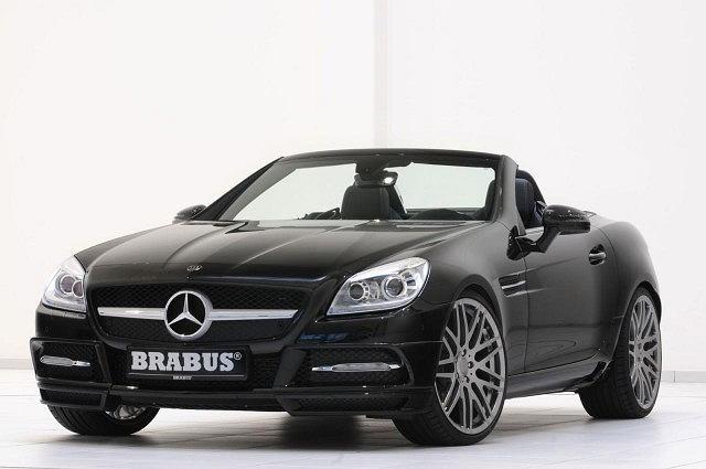 Mercedes SLK Brabus