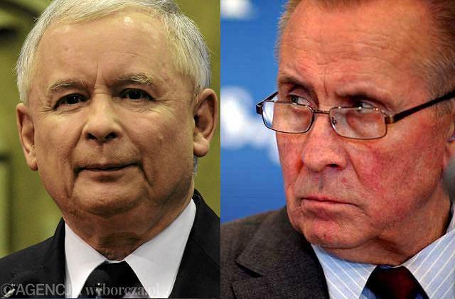 Jarosław Kaczyński/ Andrzej Czuma