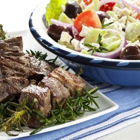 Jak zrobić sałatkę grecką -
