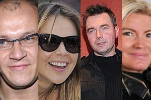 Maciej Durczak, Maja Sablewska, Jarosław Burdek i Sylwia Youssri Dąbrowska.