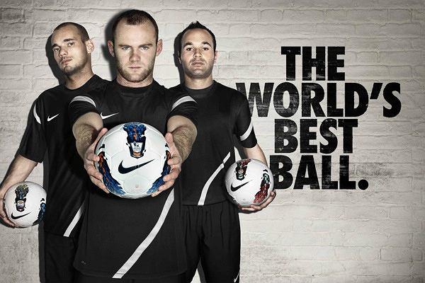Nowa reklama Nike z Wesleyem Sneijderem